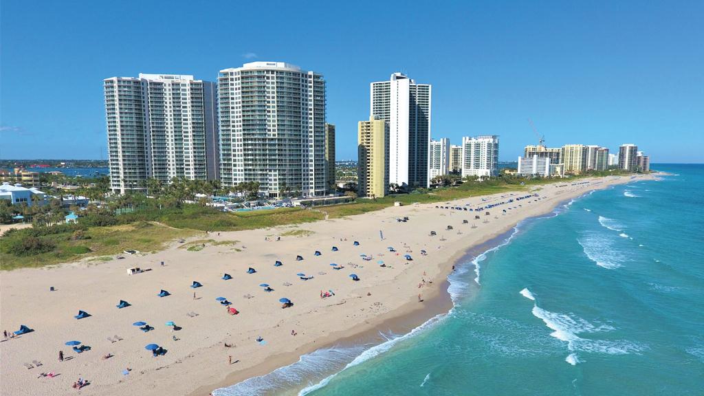 Palm Beach branchement