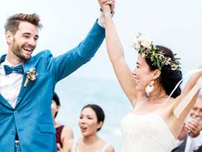 Save up to $480 on destination wedding packages