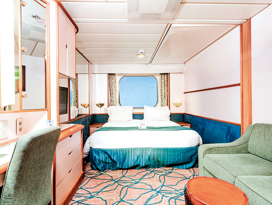 TUI Discovery 2 Outside Staterooms