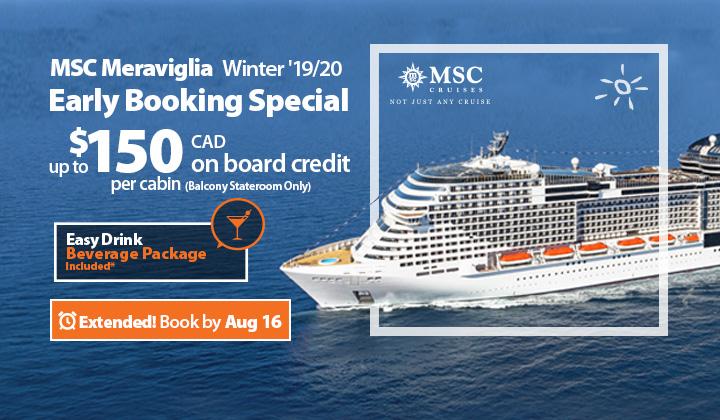 Cruise Deals | Cheap Cruises | Last Minute Cruises | Sunwing ca