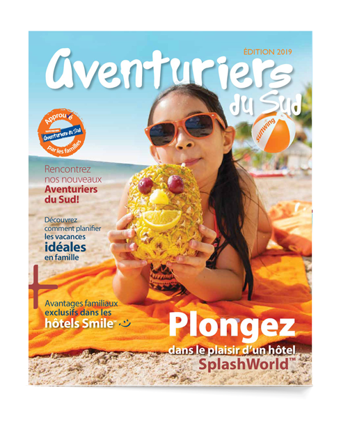 Brochure Kidcation Sunwing 2019