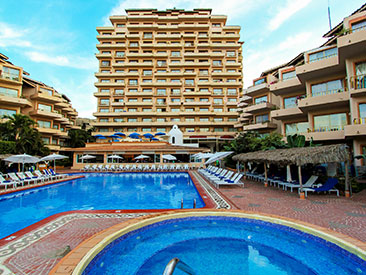 Friendly Vallarta Beachfront Resort and Spa