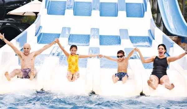 Memories Splash Water Park