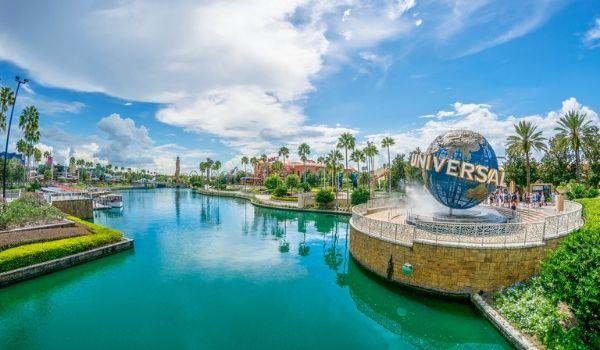 Parc thématique à Orlando