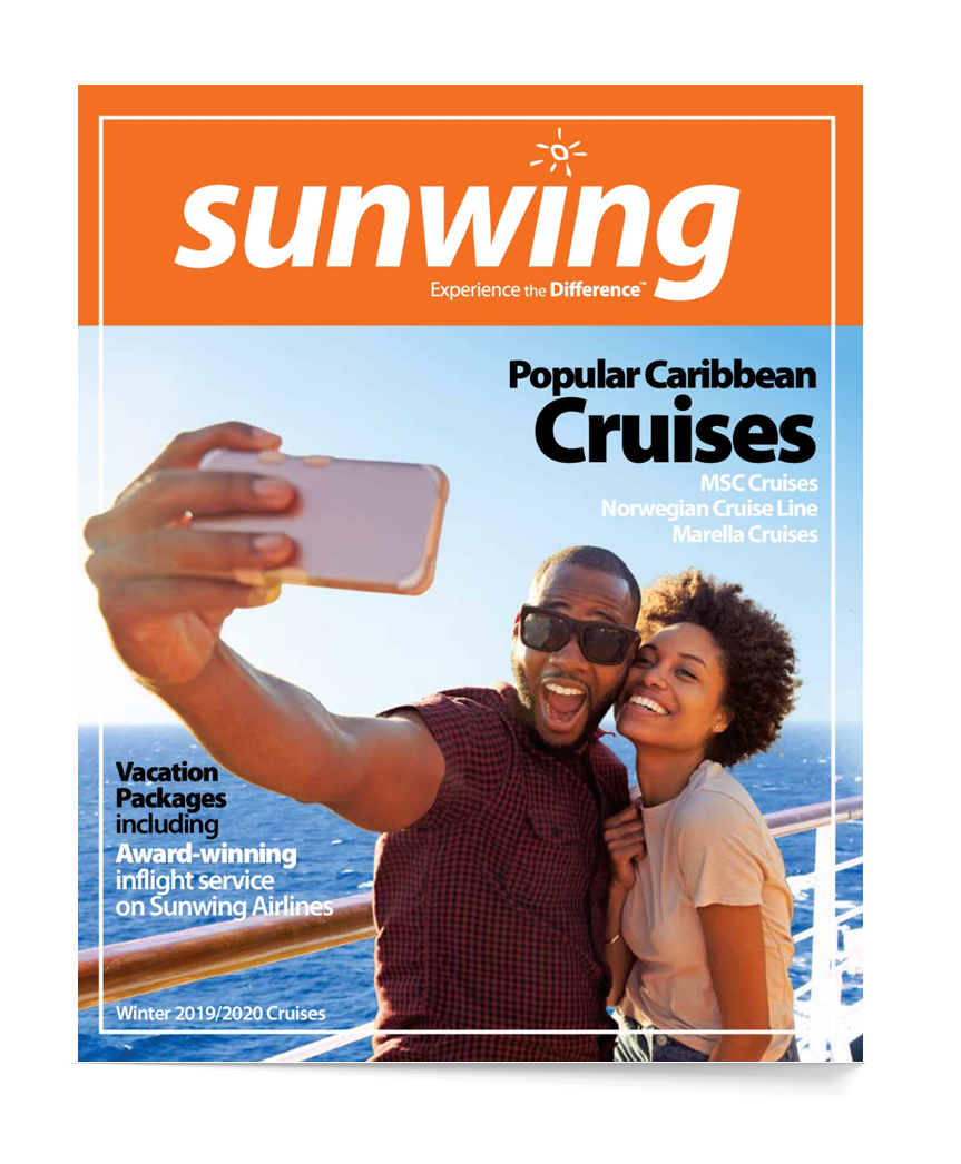 Cruise Brochure with Cruise Itineraries and Cruise Deals