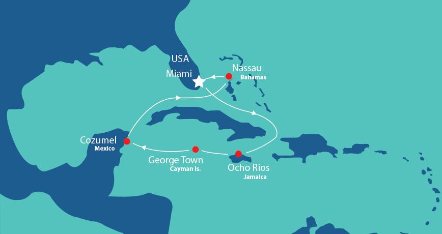 Western Caribbean 1