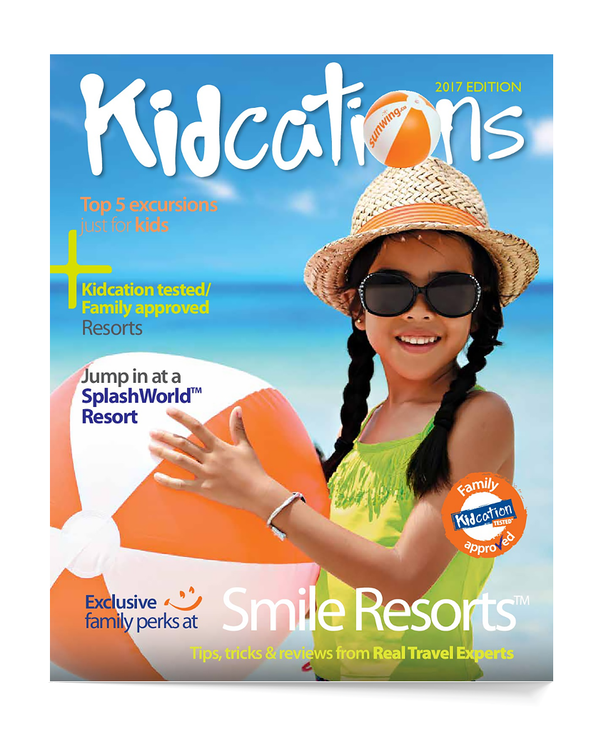Kidcations 2017 brochure