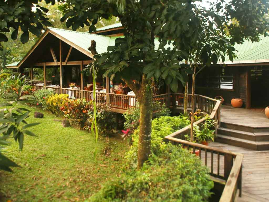 The Lodge and Spa at Pico Bonito