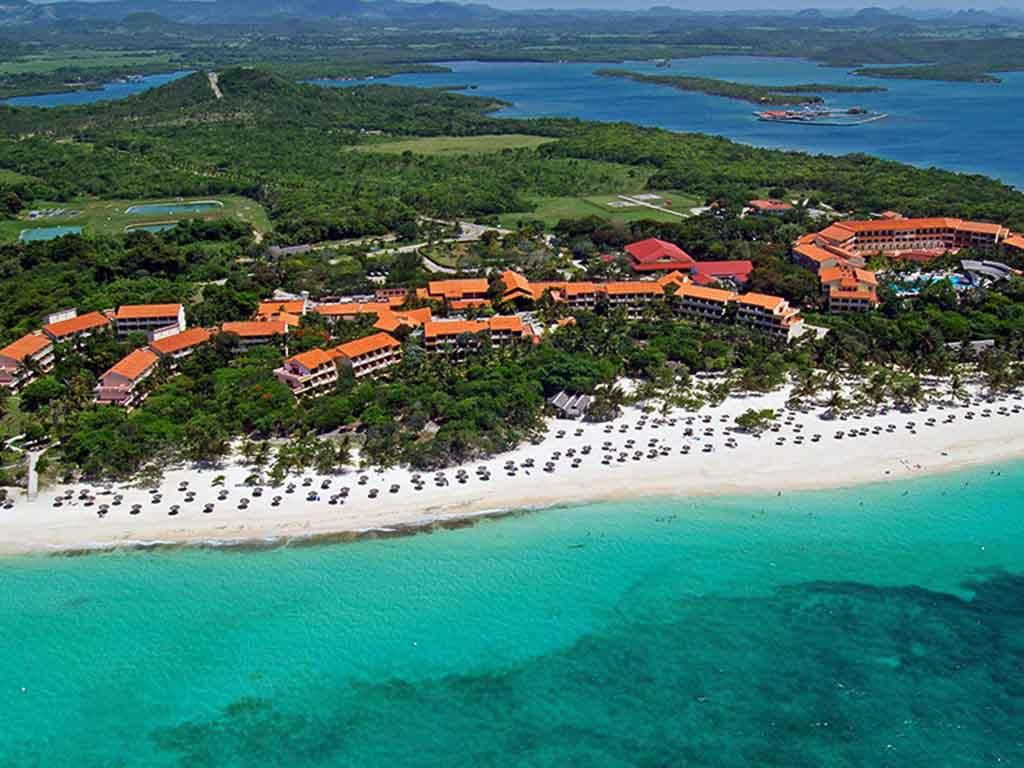 Sitios turísticos en Cuba holguin cuba
