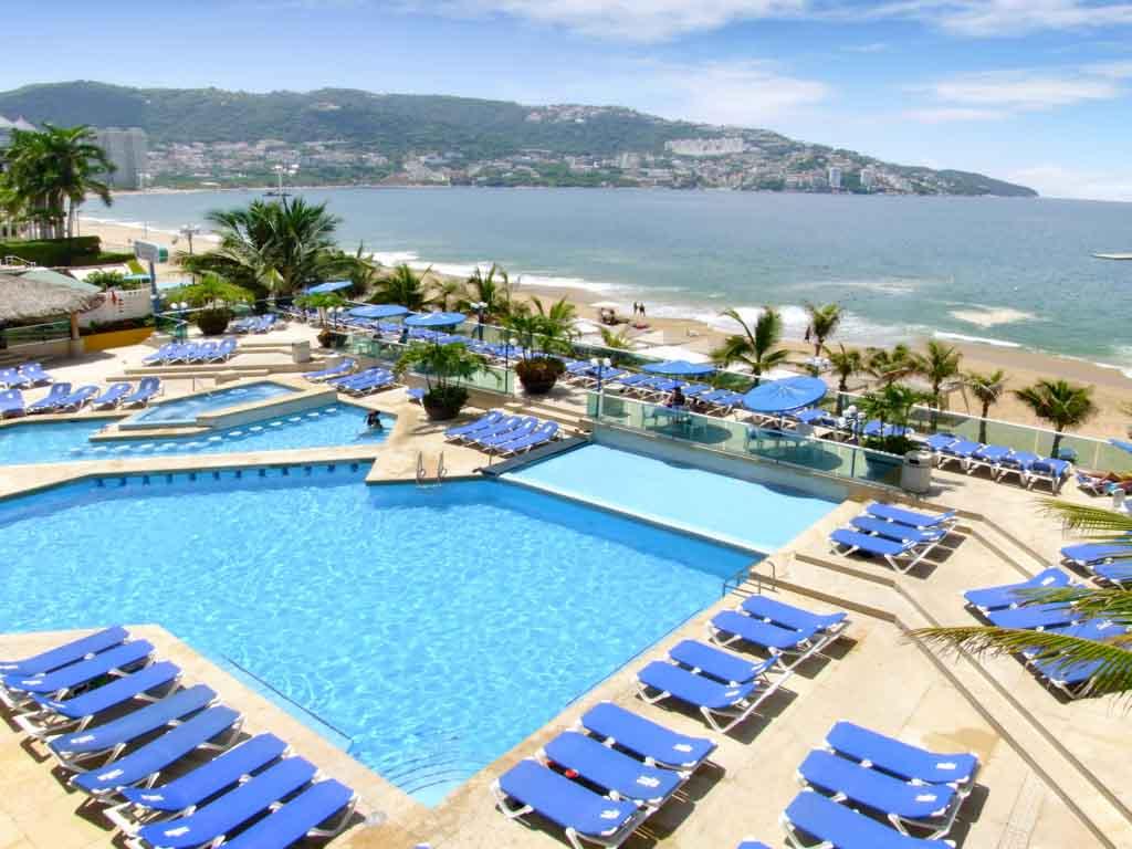 Acapulco Mexico All Inclusive Vacation Deals Sunwing Ca