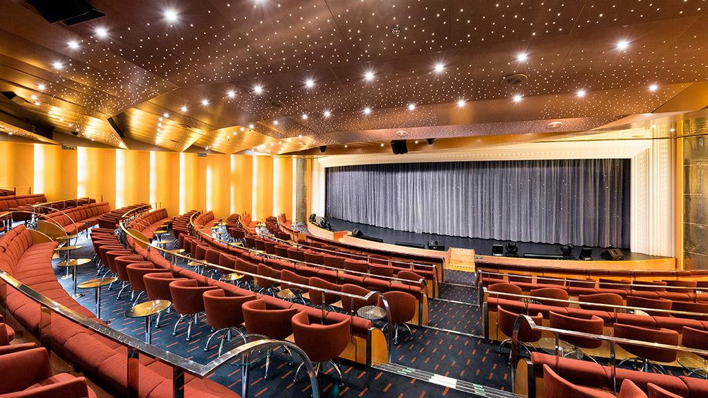 MSC Armonia - Teatro La Fenice