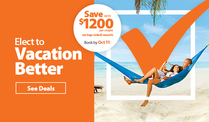 last minute vacation deals all inclusive from calgary