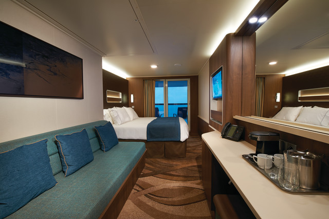 NCL ESCAPE balcony stateroom