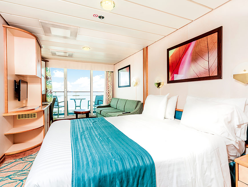 TUI Discovery 2 Deluxe Balcony Staterooms