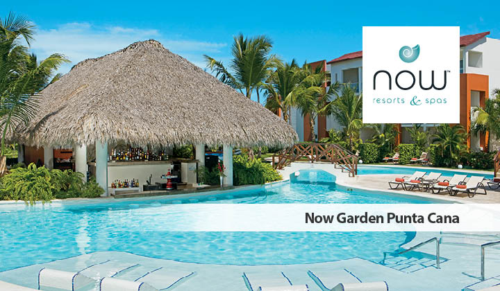 now resorts spas - Now Garden Punta Cana