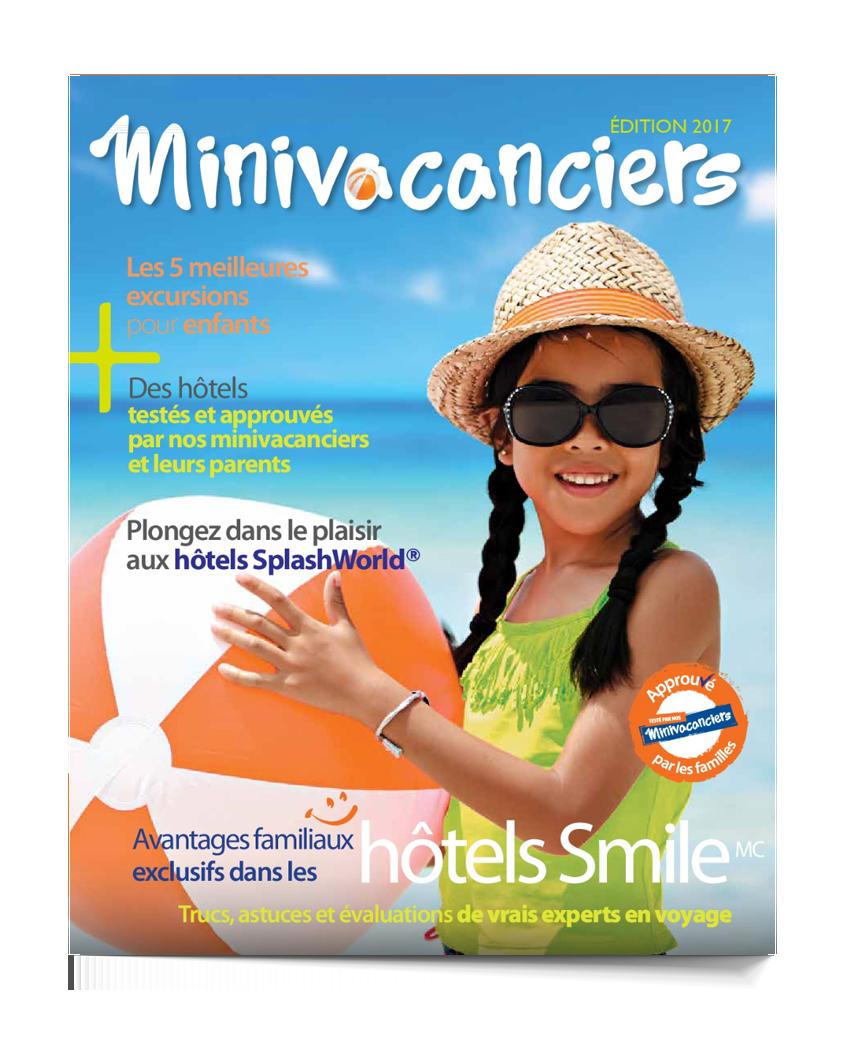 Sunwing Kidcations brochure