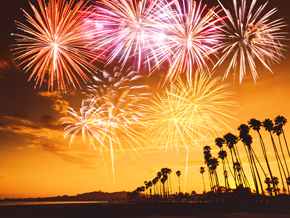 Celebrate New Year's on the Beach