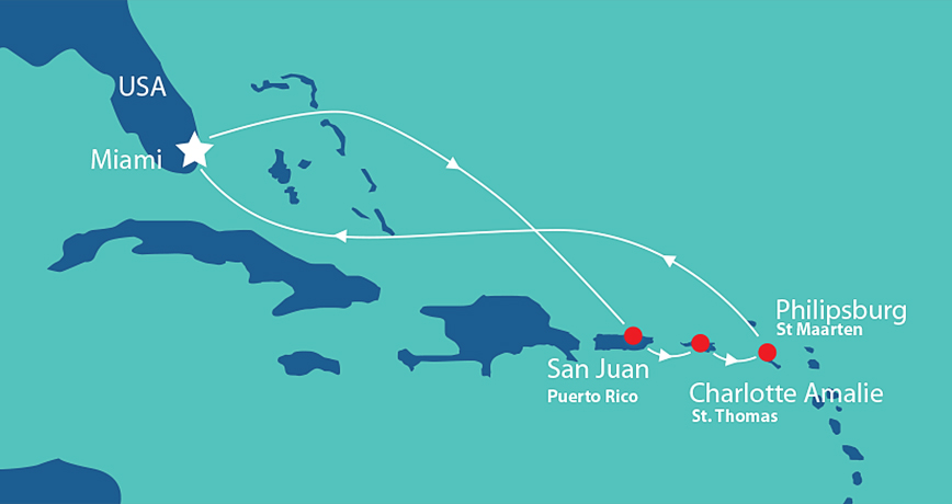 Eastern Caribbean 5