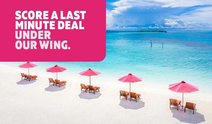 Last Minute Vacation Deals Sunwing Ca