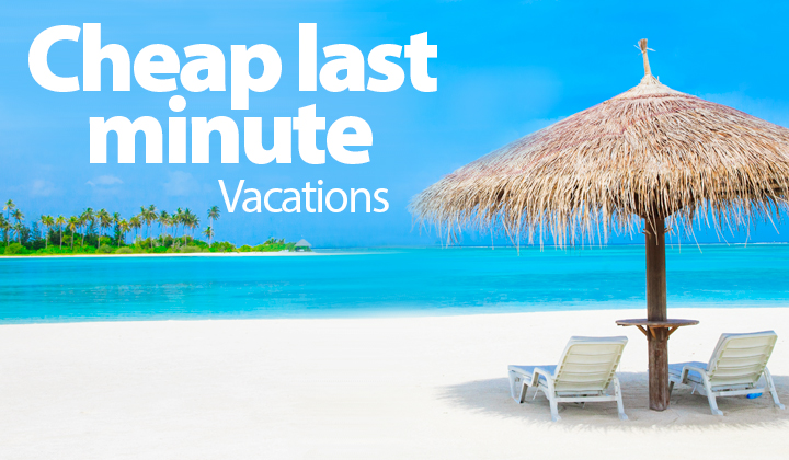 Last minute all inclusive vacations deals from toronto for Last minute getaways from los angeles