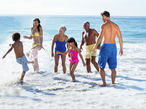 Family Group Vacations