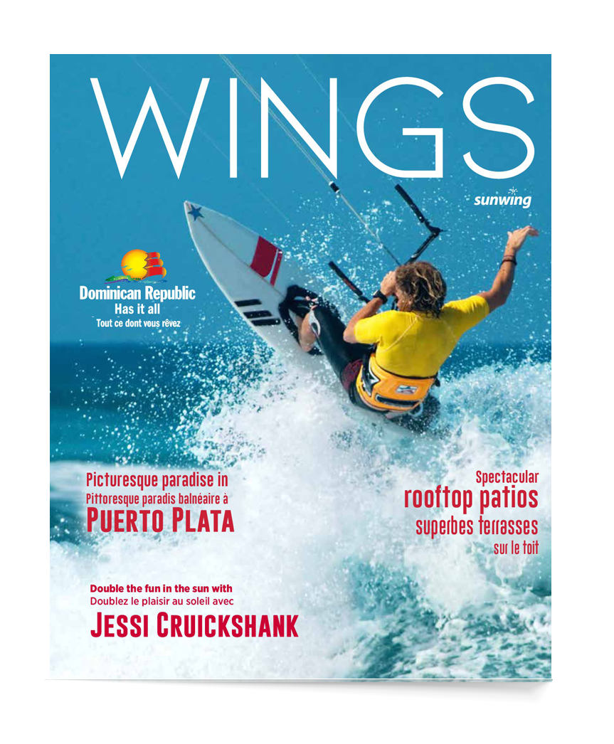 Wings 2018 spring edition