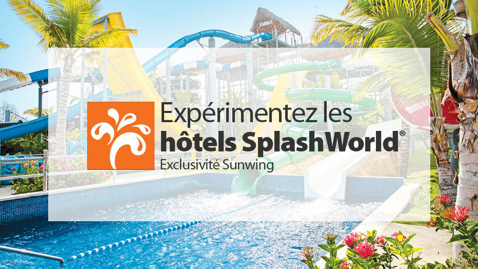 Hôtel SplashWorld