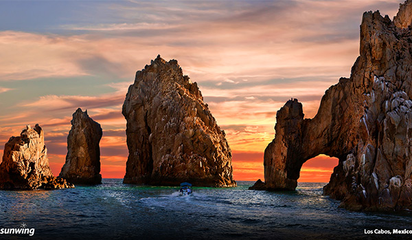 Arches of Los Cabos