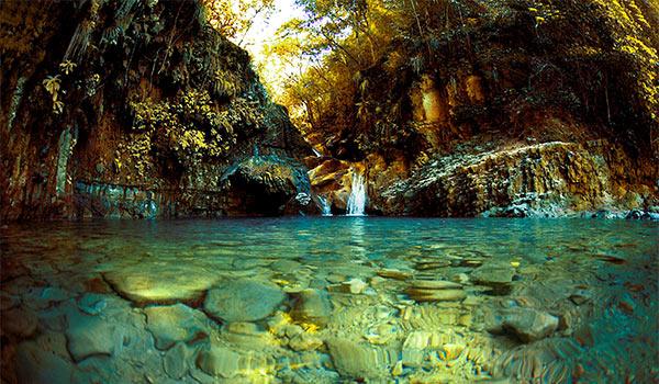 Cascades Damajagua