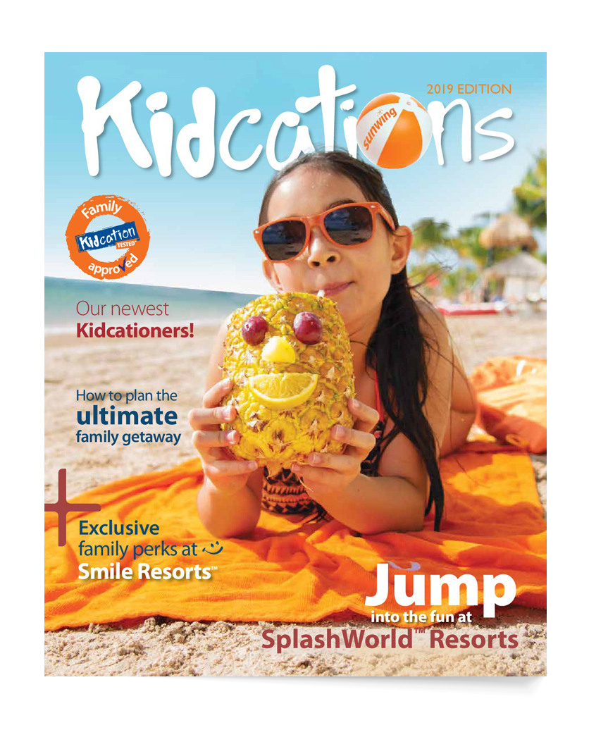 Kidcations 2018 brochure
