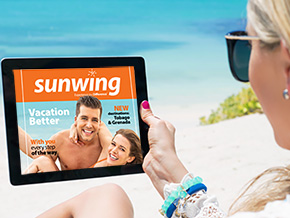 New Sunwing Brochure