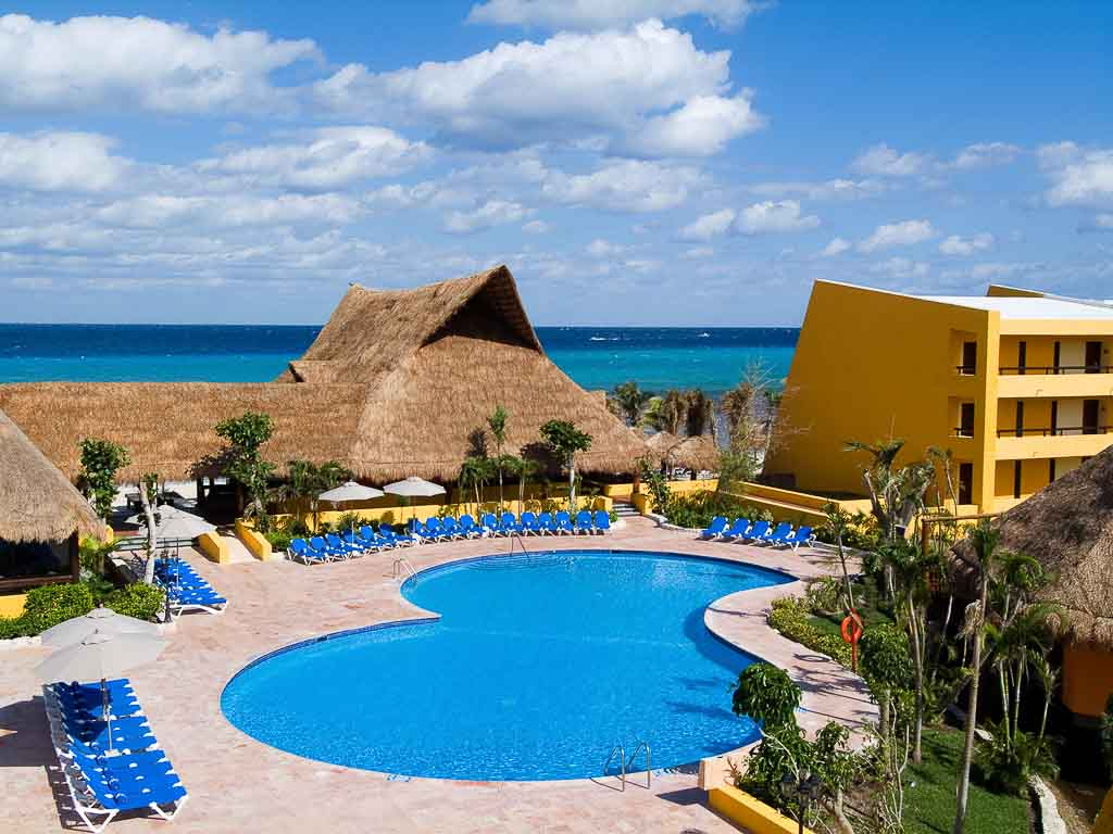 Allegro Cozumel All Inclusive Hotel Cozumel Mexico Sunwing Vacations