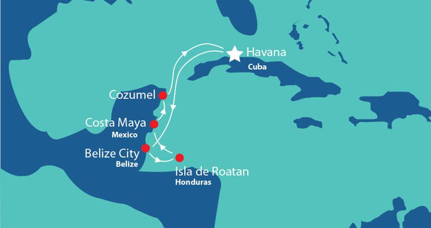 Cuba & Caribbean 5 from Havana