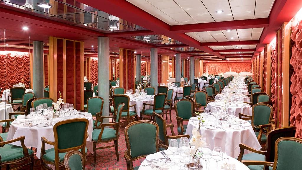 MSC Armonia - La Pergola Restaurant