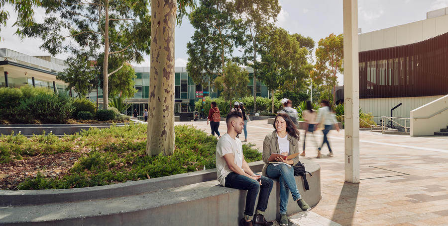 MELBOURNE BURWOOD CAMPUS