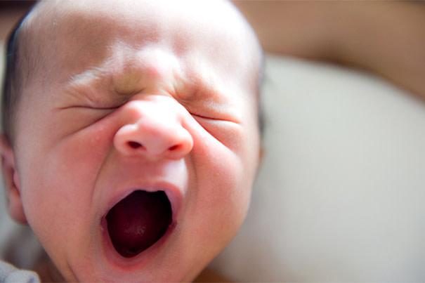 Newborn Sleep Issues