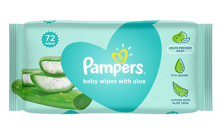 Perfecting the art of using Baby Wipes