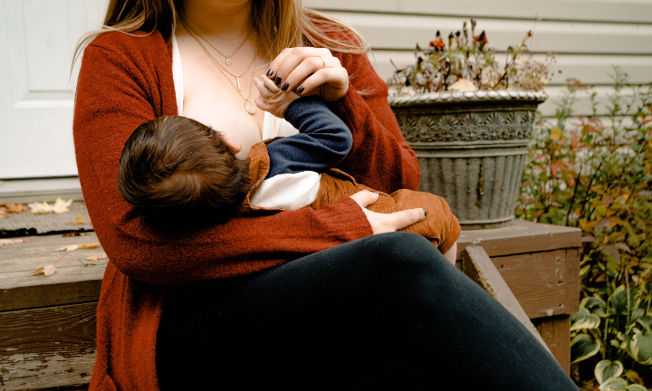 Breast Changes You May Experience During Pregnancy