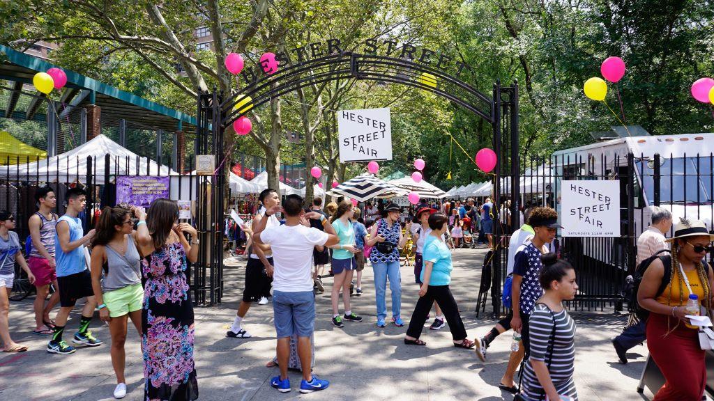 Upper West Side Street Fair 2020.Hester Street Fair Worldpride Nyc Stonewall50