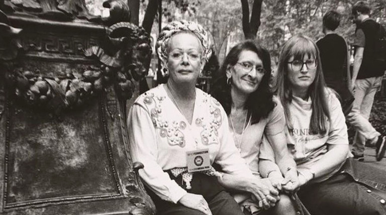 Women of the LGBT rights movement