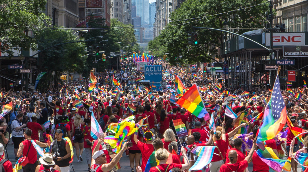 Pride New York 2020 NYC Pride 2019 | WorldPride NYC | Stonewall50