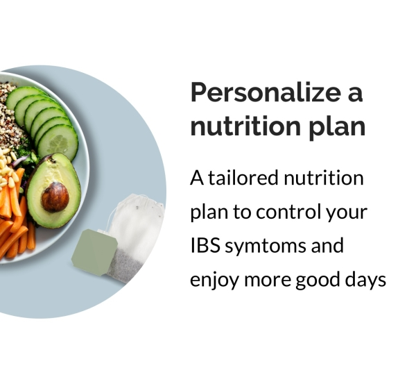 IBS nutrition plan M