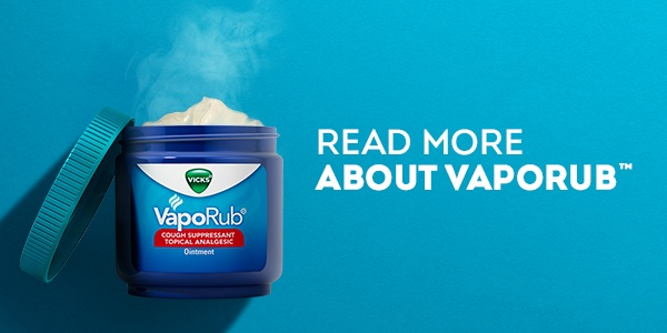 Article Read more about Vaporub