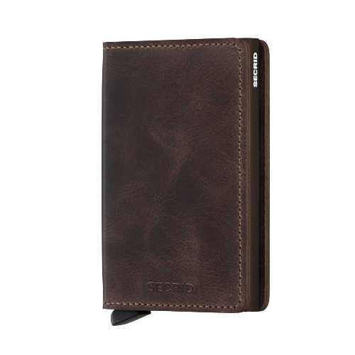 Secrid Slimwallet Chocolate