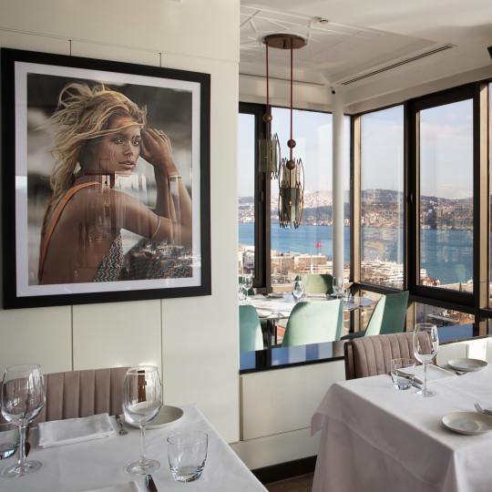 Vogue Restaurant - Istanbul