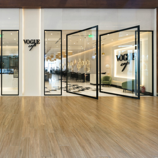 Vogue Café - Riyadh