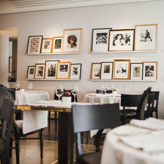 Vogue Café - Moscow