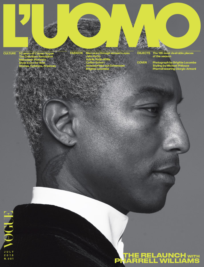 L'umo Cover - 50 year anniversary