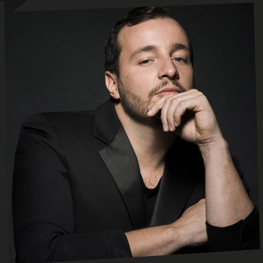 Manuel Arnaut of Vogue Arabia