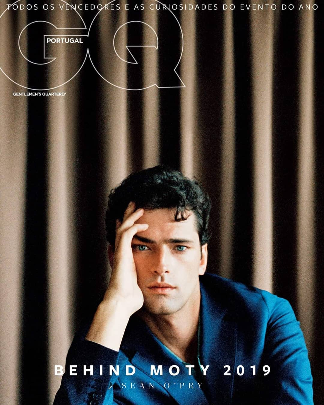GQ Portugal January 2020, Sean O'Pry